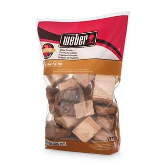 Weber Wood Chunks Pecan 1.8kg