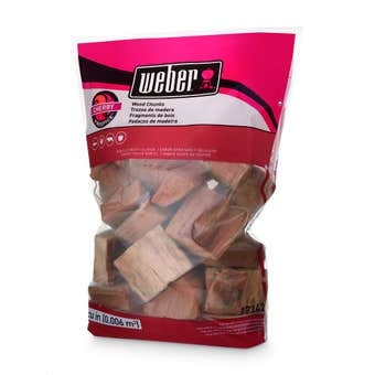 Weber Wood Chunks Cherry 1.8kg