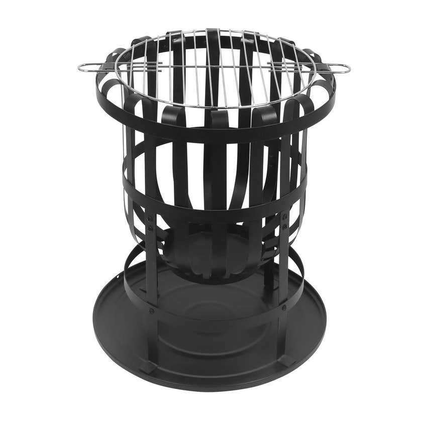 Charmate Brazier with Grill Rack 40cm