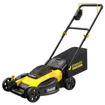 Stanley FatMax V20 Lawn Mower 36V (18V x 2) Brushless Kit SFMCMW2651M-XE