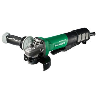 HiKOKI 1320W Angle Grinder 125mm with Paddle Switch