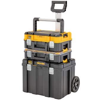 DeWALT TStak Mobile Box Organiser