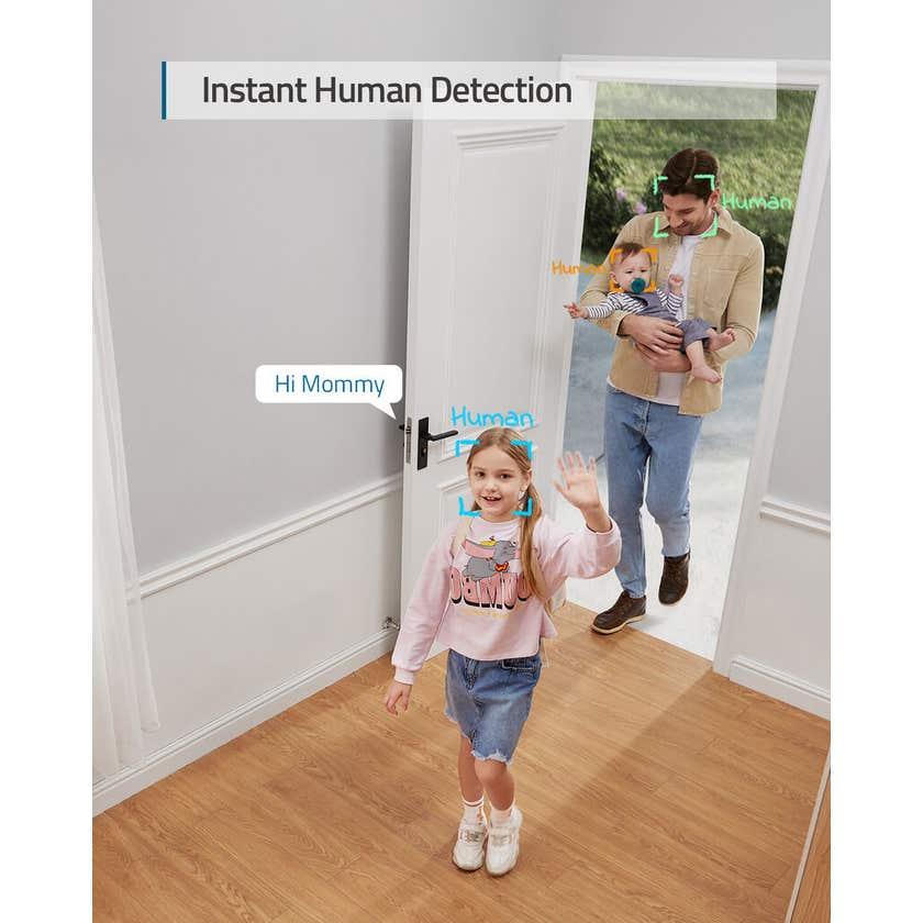 Eufy Indoor Pan & Tilt Security Camera
