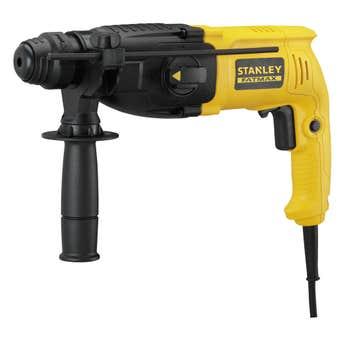 Stanley FatMax 750W Hammer Drill SDS plus