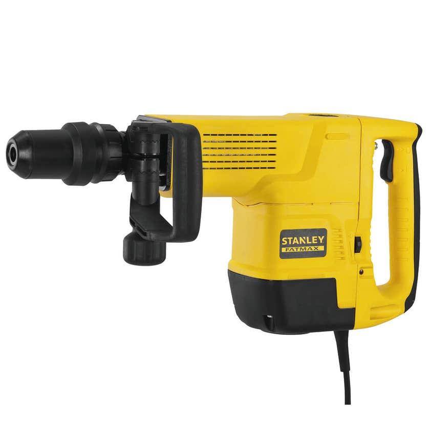 Stanley FatMax 1600W Demolition Hammer SDS Max