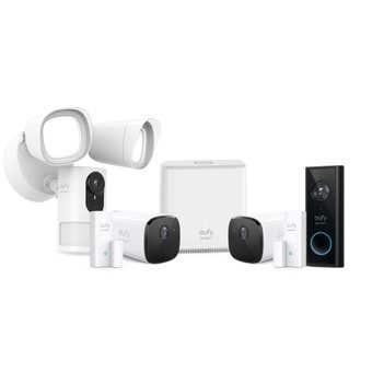 Eufy Security Camera Builders Bundle