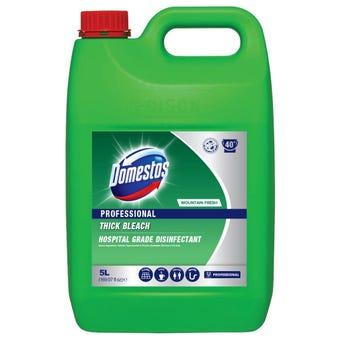 Domestos Hospital Grade Disinfectant Mountain Fresh 5L