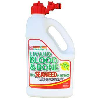 David Grays Blood n Bone with Seaweed RTU 2L