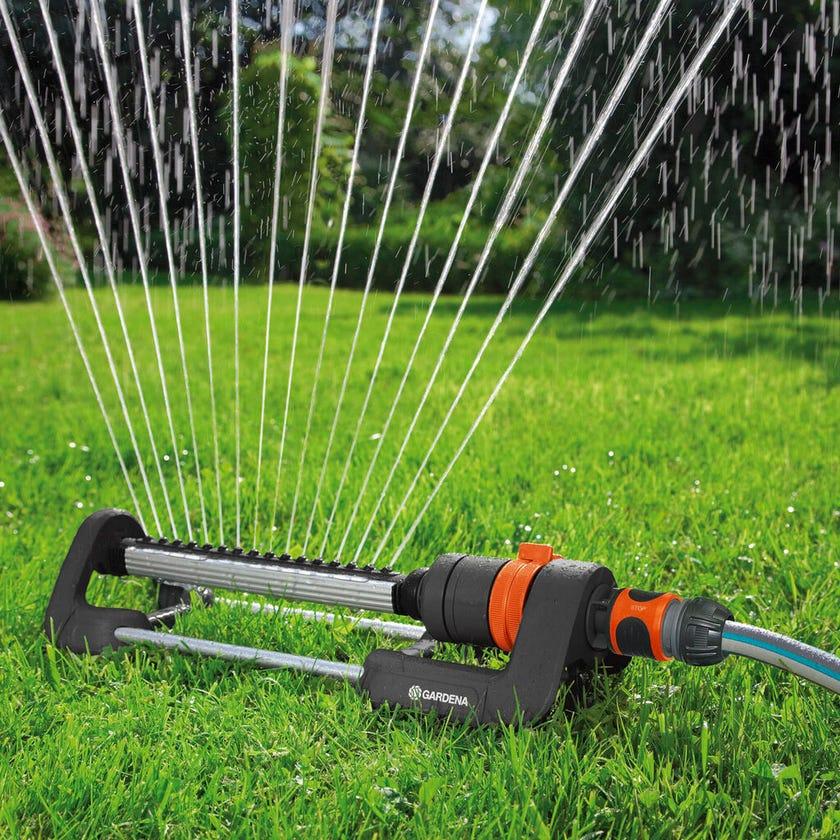 GARDENA Aqua M Oscillating Sprinkler