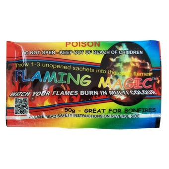 Flaming Magic Sachet 50g