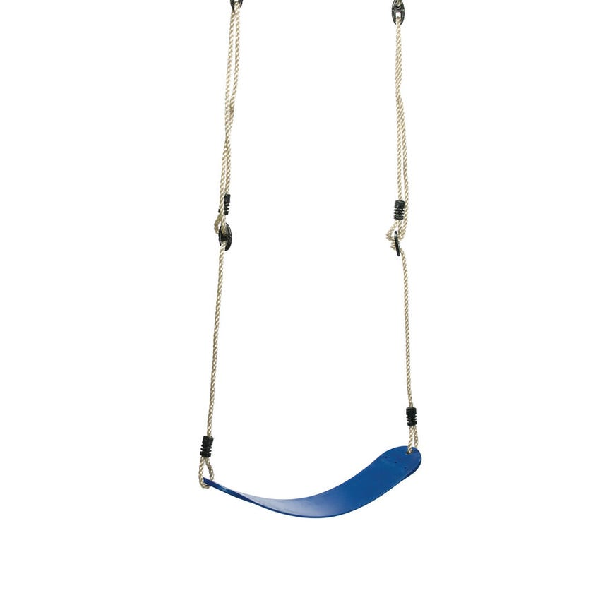 Swing Slide Climb Wrap Around Seat Swing Blue