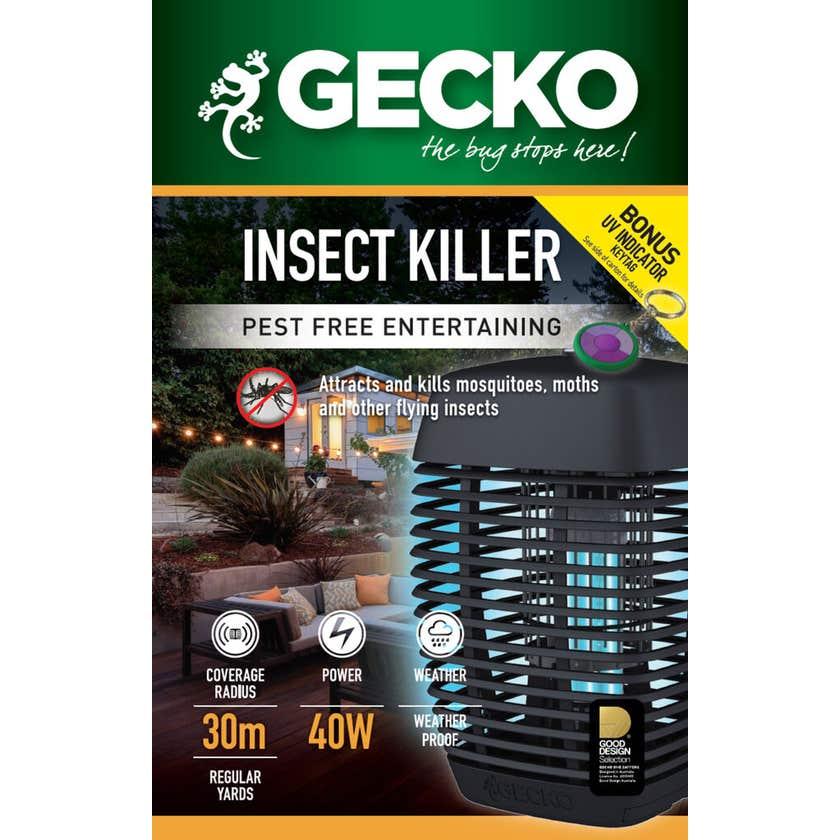 Gecko Bug Zapper Lantern 40W