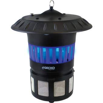 Gecko Automatic Insect Trapper