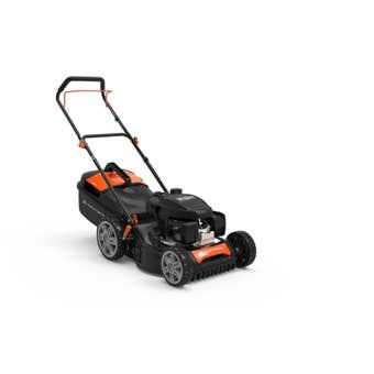 """Yard Force 166cc Honda Engine Lawn Mower 18"""""""