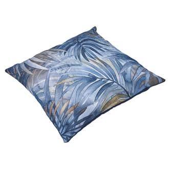 Outdoor Cushion Jordan Grey Blue 45cm