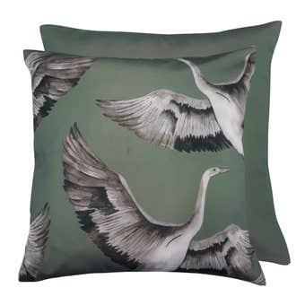 Outdoor Cushion Crane Silt Green 450mm
