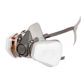 3M Reusable Spray Paint Respirator Gas Vapour