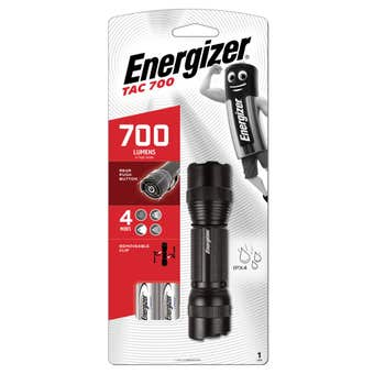 Energizer Tactical Torch 700 Lumens