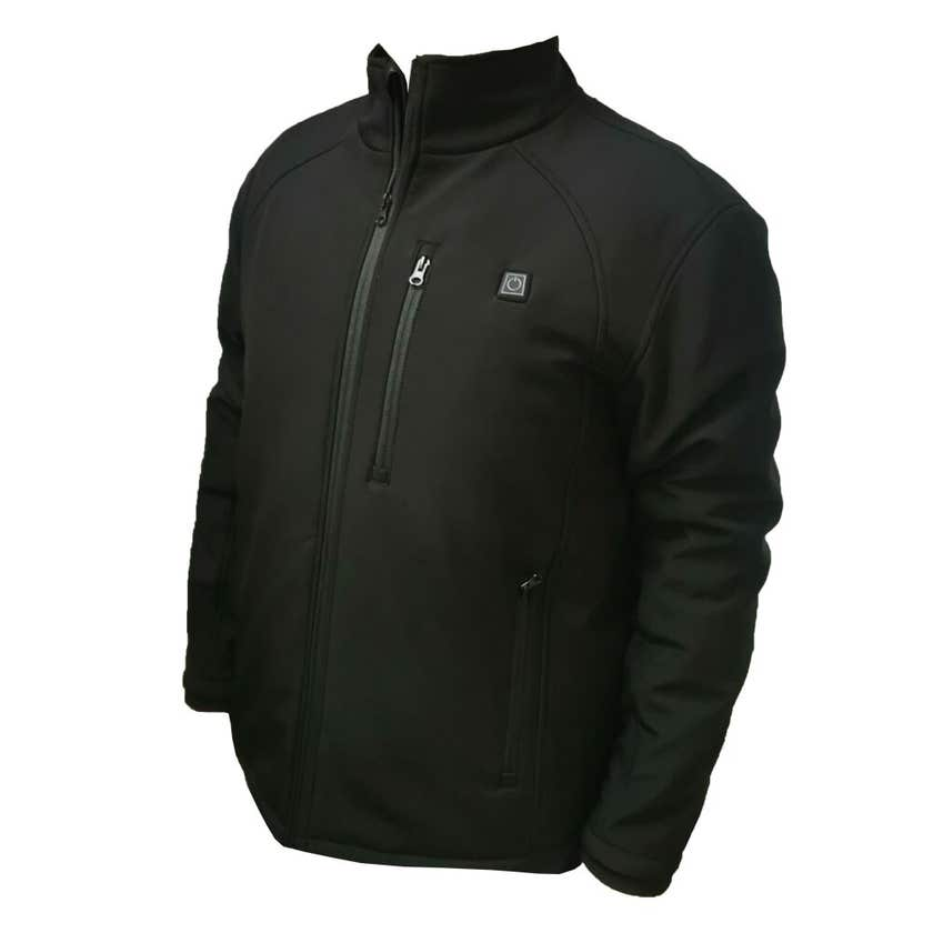 12V Heated Jacket Black