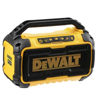 DeWALT Premium 12V-18V XR Bluetooth Speaker Skin