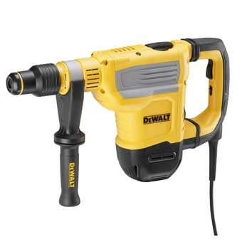 DeWALT 1350W Rotary Hammer SDS Max 45mm