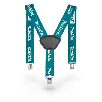 Makita Ultimate Elastic Braces with Clips