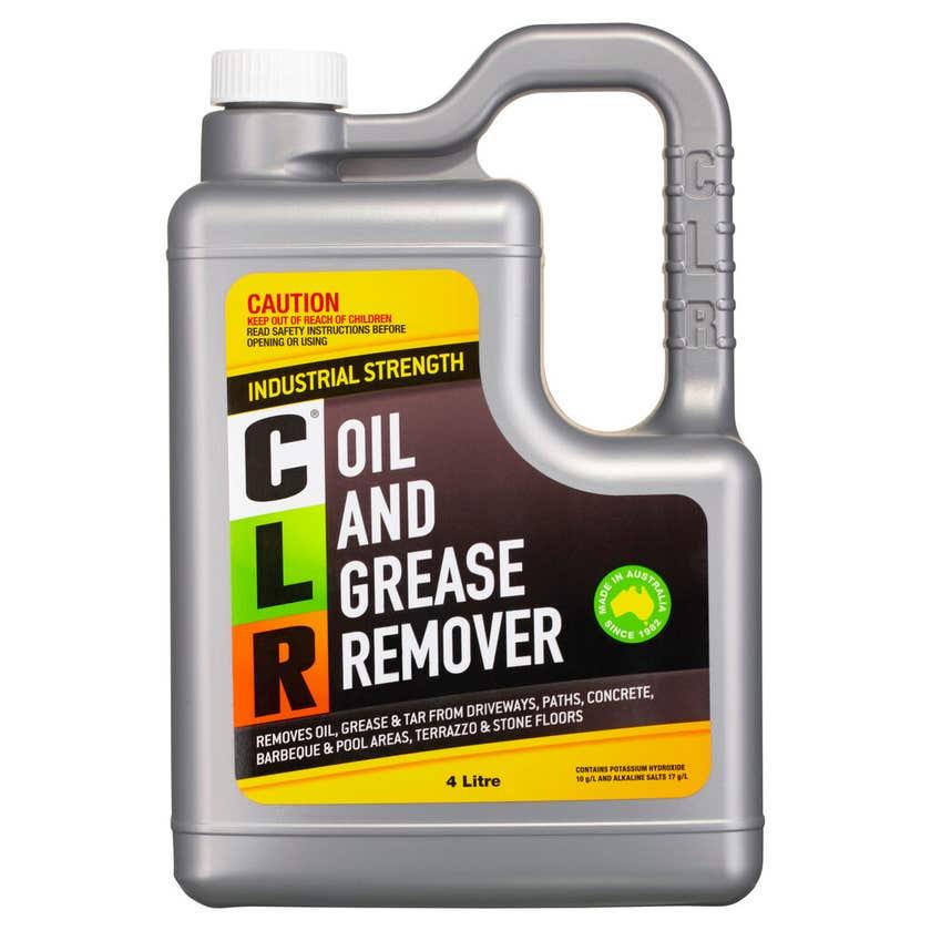 CLR Oil & Grease Remover 4L