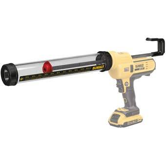 DeWALT Clear Tube Attachment for XR Caulk Gun