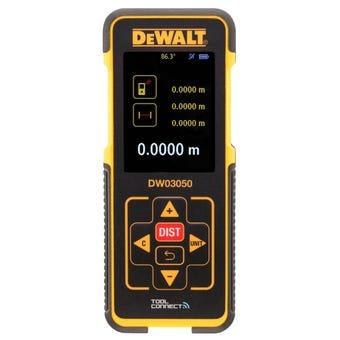 DeWALT Tool Connect Laser Distance Measurer 50M