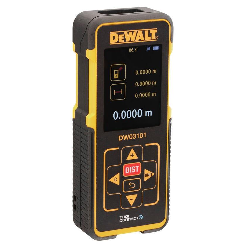 DeWALT Tool Connect Laser Distance Measurer 100m