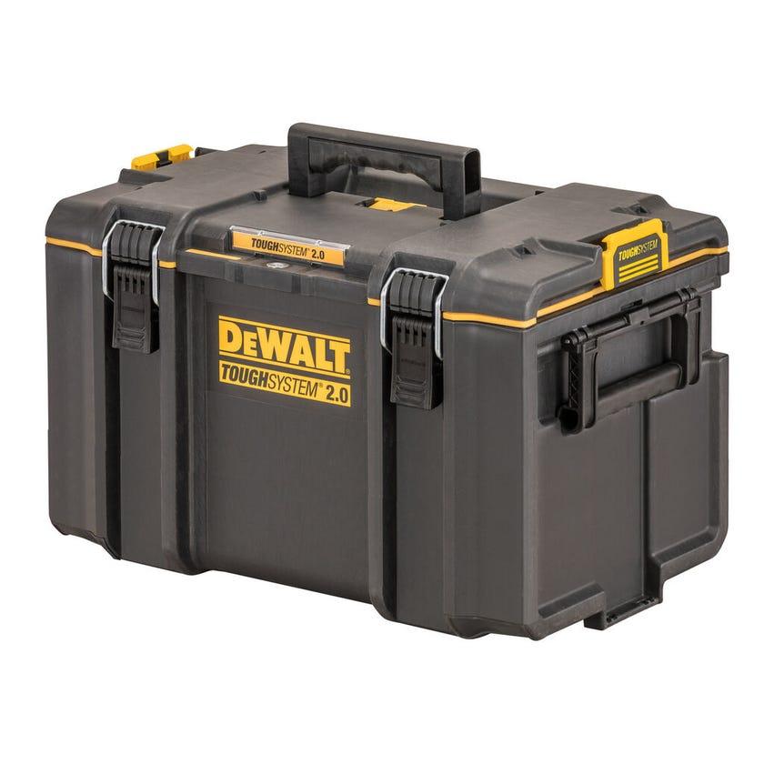 DeWALT TOUGHSYSTEM 2.0 DS400 Large Stackable Storage Tool Box