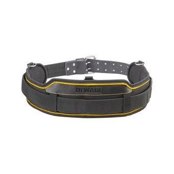 DeWALT Nylon/Leather Padded Tool Belt