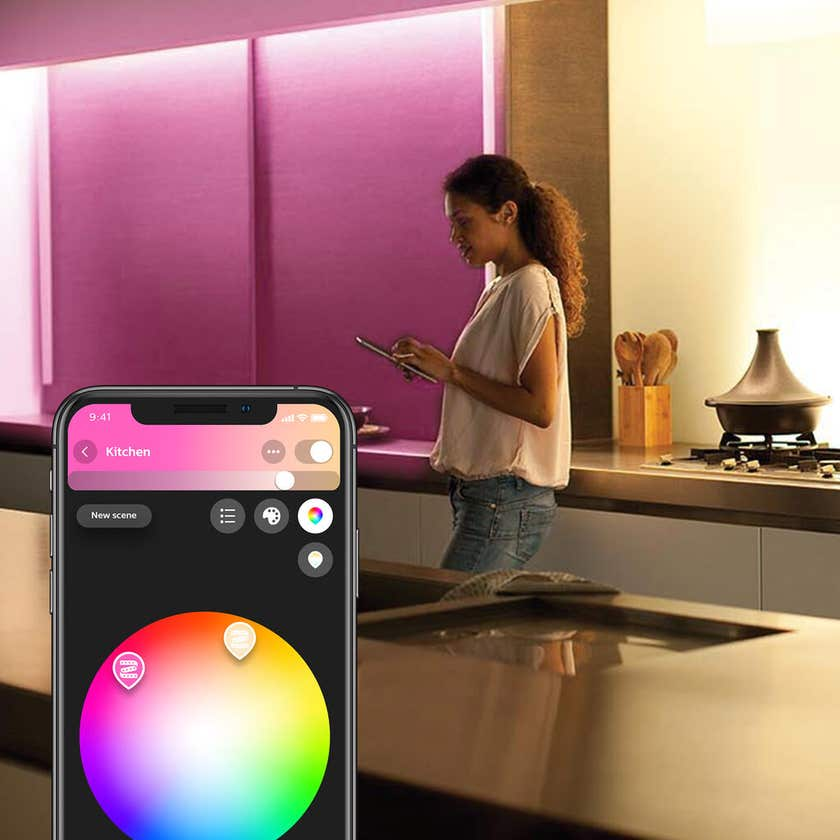 Philips Hue Light Strip Plus Colour 2m