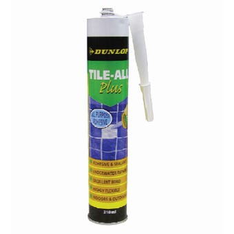 Dunlop 310 ML Adhesive Tile All Plus