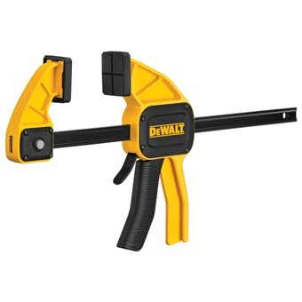 "DeWALT L Trigger Clamp 150mm/6"""