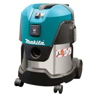 Makita 1000W 20L Wet/Dry Dust Extraction Vacuum