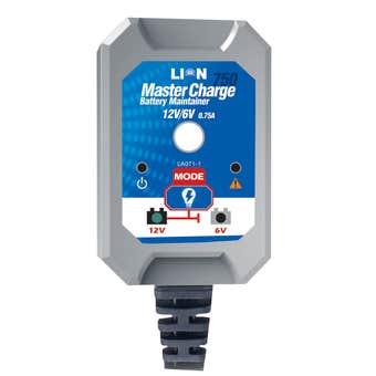 Lion 750 12V/6V Master Charge Battery Maintainer