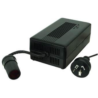 12VDC 7.5A Mains to Cigarette Lighter Power Transformer