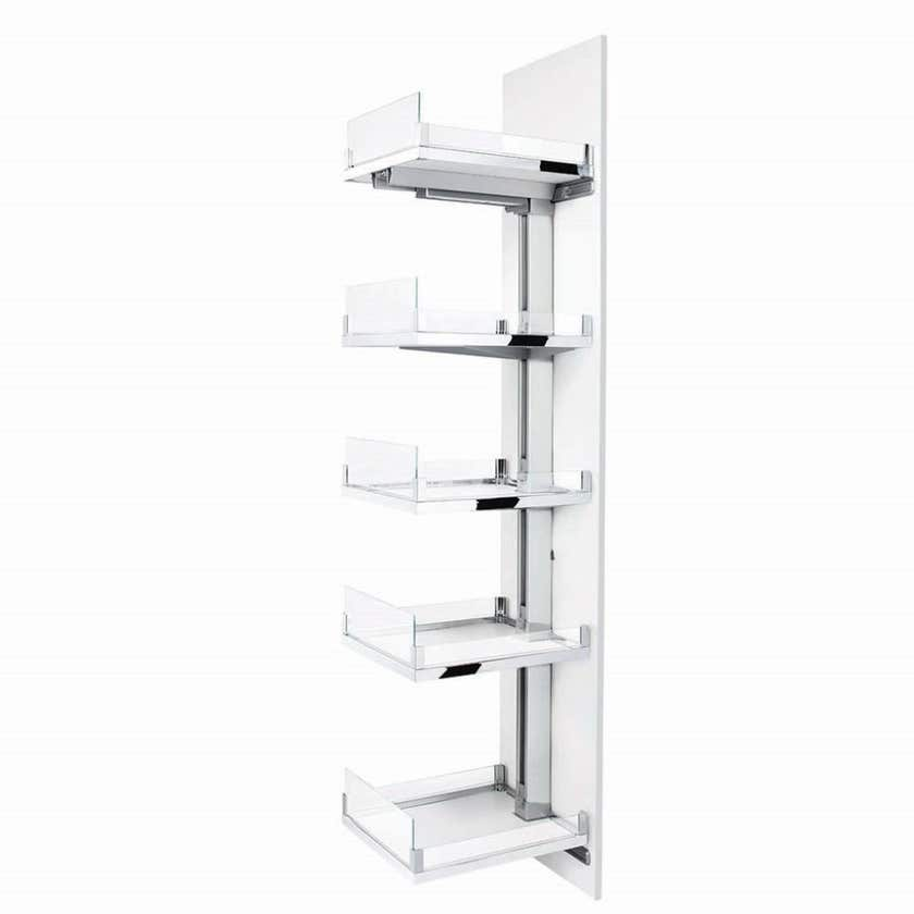 Kessebohmer Convoy Centro Pull Out Pantry 450mm
