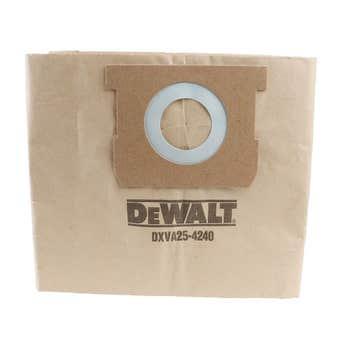 DeWALT Dust Bag for 15L - 3 Pack