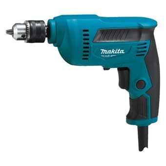 Makita MT Series 450W 10mm Keyed Chuck Drill