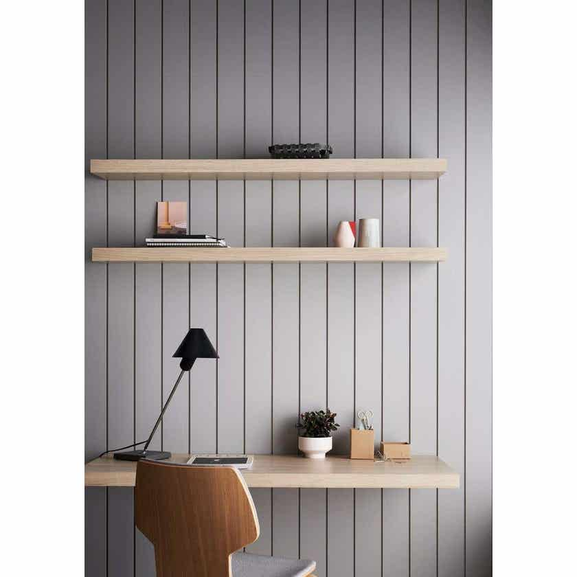 Surround by Laminex Batten 100 Primed Wall Panel 12mm