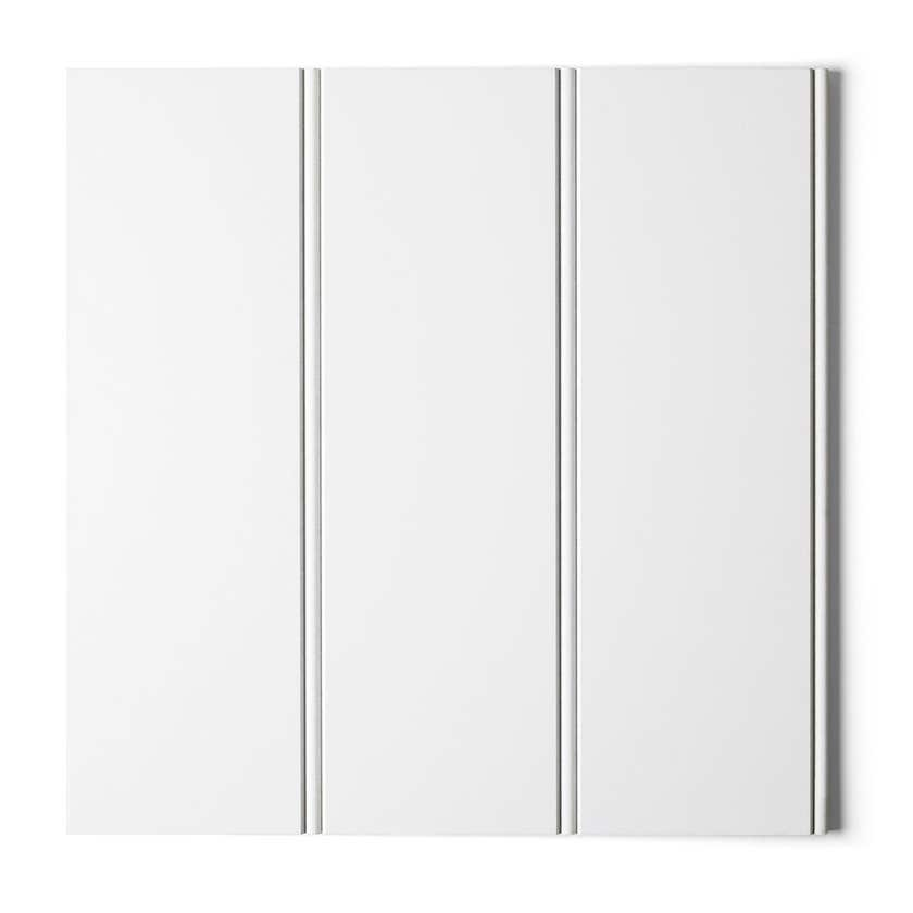 Surround by Laminex Heritage 150 Primed Wall Panel 9mm