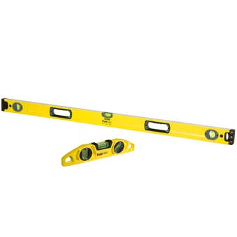 Stanley FatMax Level and Torpedo Combo 1200mm