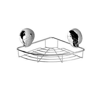 Ultraloc Corner Shelf Chrome