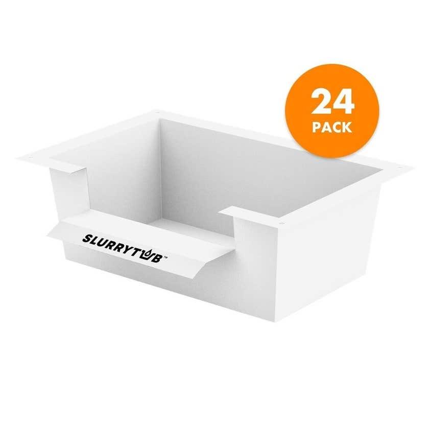 Slurrytub Biodegradable Filter Trade - 24 Pack