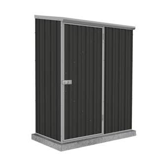 Absco Economy Shed Monument 1.52 x 0.78 x 1.95m