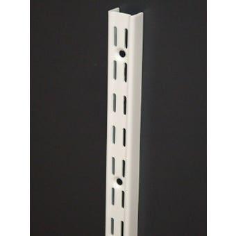Shelvit 1400mm Double Slot Shelf Strip
