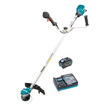 Makita 40V Max Brushless U Handle Brushcutter Kit UR002GT101