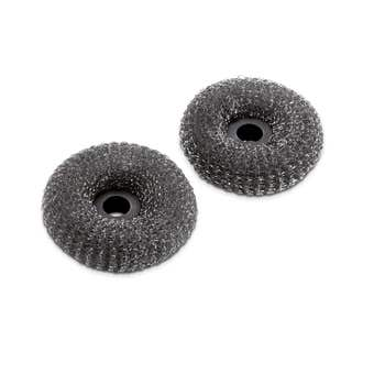 Weber BBQ Replacement Brush Head - 2 Pack